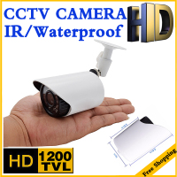 Small Mini Metal 1200TVL CCTV Security Surveillance HD Camera IR CUT Infrared Night Vision Metal Waterproof