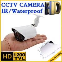 Small Mini Metal 1200TVL CCTV Security Surveillance HD Camera IR CUT Infrared Night Vision Metal Waterproof