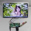 "HDMI VGA DVI Аудио ЖК плате Контроллера M. NT68676 + 15.6 ""LP156WH2 BT156XW02 1366x768 жк-панель"