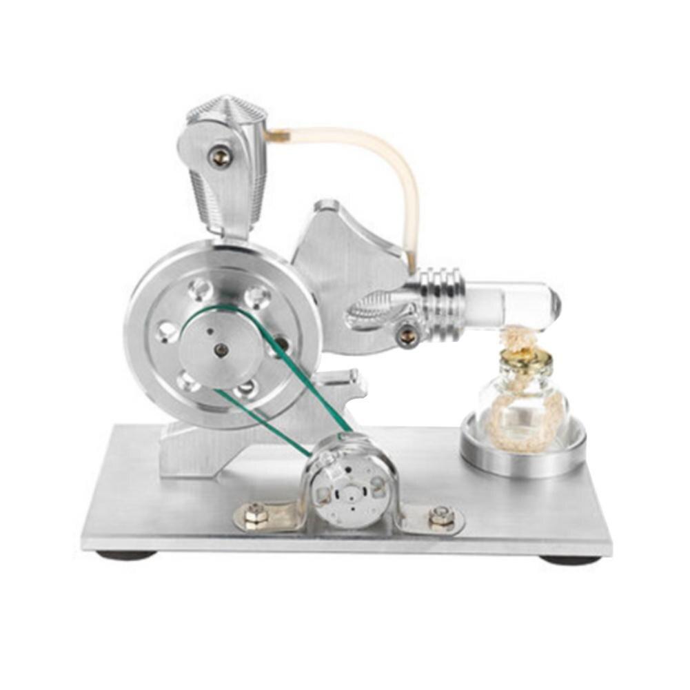 Nouveau écureuil Air chaud Stirling moteur modèle générateur moteur vapeur éducation jouet