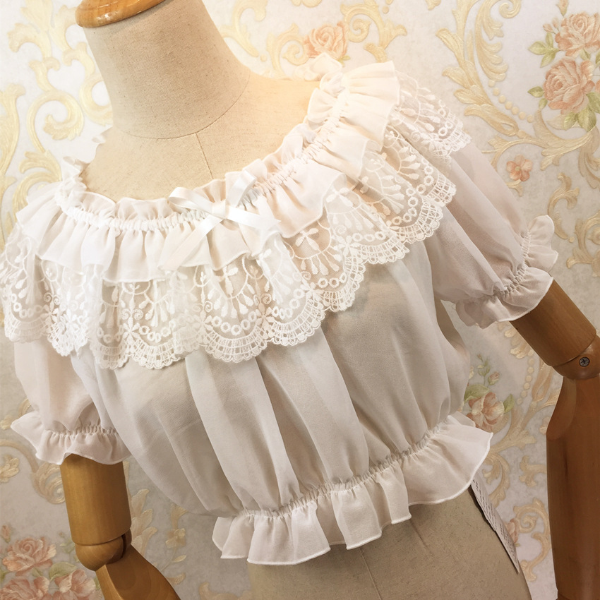 Shirts Embroidery Puff discount