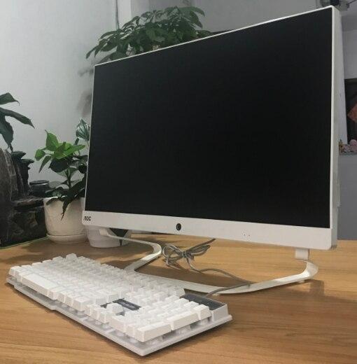 CPU I3/i5/i7 RAM 2GB/4GB/8gb SSD 120GB 18.5/21.5/23.8 Inch Full HD 1080p Gaming/Office/Home Use DIY PC Desktops