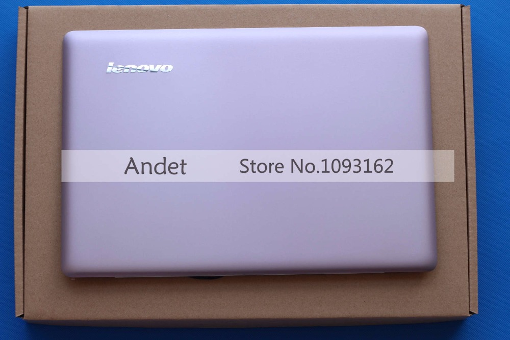 New Original Lenovo IdeaPad U310 Lcd Rear Lid Back Cover Top Case with Antenna Touch NO Touch