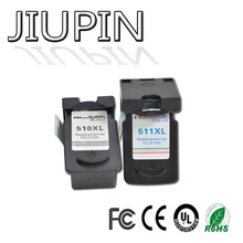 JIUPIN Compatible PG510 PG-510 CL511 Ink Cartridge for Canon PG 510 CL 511 for MP280 MP480 MP490 MP240 MP250 MP260 MP270 IP2700 цена 2017