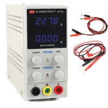 30 В в 5A импульсный источник питания постоянного тока MCH-K305DN Цифровой Регулируемый 0,01 В в 0.001A лабораторный источник питания 110В или 220В