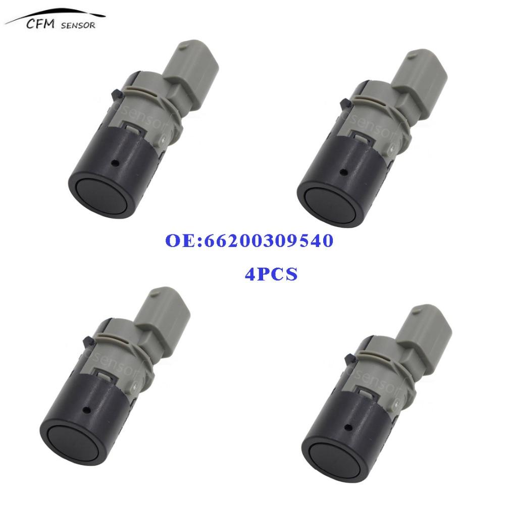 4 PCS High Quality PDC Parking Sensor For BMW 66200309540