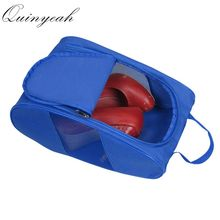 High-quality Breathable Mesh Pouch  Travel Shoes Bag Travel Portable Shoes Tote Dry Shoes Organizer Underwear Clothes Case