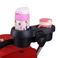 Stroller Cup Holder Baby Bottle Storage Box Drink Beverage Holder Baby Stroller Organizer For Baby Buggy Pram Bicycles Pushchair