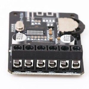 Image 4 - Stereo Bluetooth modülü güç amplifikatörü çift kanal kurulu 12V 24V 10W 15W 20W Bluetooth alıcısı modülü DIY için