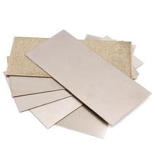 80~3000 Grit Professional Thin Diamond Knife Sharpening Whetstones Polishing Knife Sharpener Plate Grinding Abrasive Stone