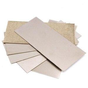 Image 1 - 80~3000 Grit Professional Thin Diamond Knife Sharpening Whetstones Polishing Knife Sharpener Plate Grinding Abrasive Stone