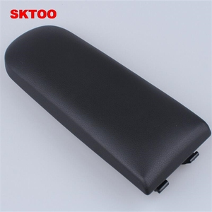 Image 3 - SKTOO For VW Lavia New Jetta Passat B5 Old Bora Golf 4 Polo Armrest cover plate Central control armrest cover