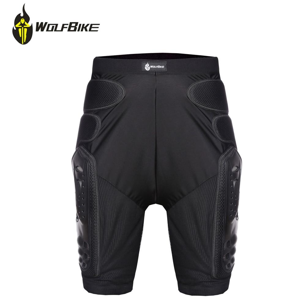 Wolfbike moto pantalon respirant homme Motocross course Protection Pad moto pantalon plein air sport cyclisme pantalon