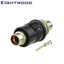 Eightwood автомобильный радиоразъем RAKU RAST II 2 Мужской антенный разъем обжимной адаптер RG58 кабель RAKU Штекер РЧ разъем