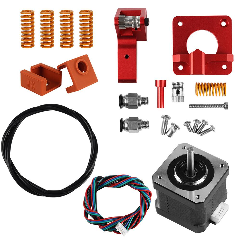 Spring Double Pulley Extruder 42 Stepper Motor Kit for <font><b>Creality</b></font> <font><b>CR10S</b></font> PRO Ender 3 PTFE image
