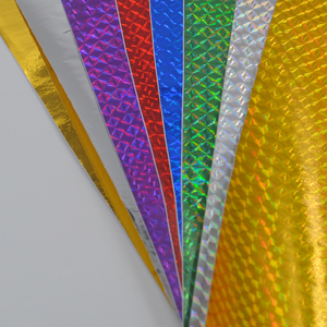 Голографическая клейкая пленка MNFT, 6 шт., 10*20 см, клейкая лента для изготовления приманки, тканевая металлическая жесткая пленка, сменная цветная наклейка