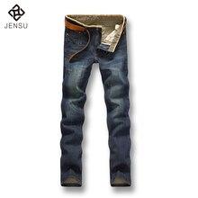 Männer Jeans 2016 Neue Hosen Männer Jeans Mode Gerade Dünne Beiläufige Jeans Männer Hosen Marke Plus Größe Baumwolle Jeans Hosen Männer Heißer verkauf