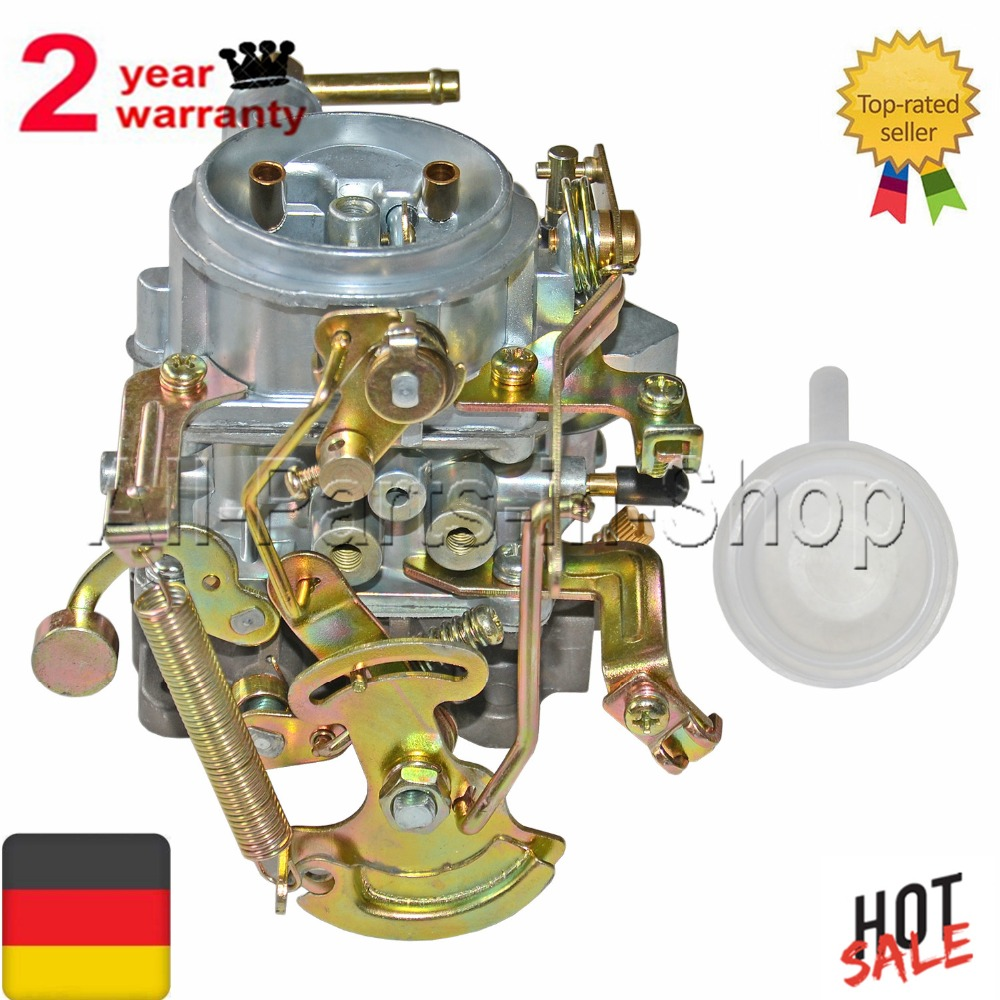 New Carburetor A12 16010-H1602 For Nissan A12 Datsun Sunny B210 Pulsar Truck 16010H1602 carburetor carb for nissan a12 cherry pulsar vanette truck datsun sunny b210 pulsar truck 16010 h1602 16010h1602 16010 h1602