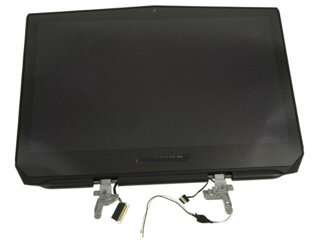 VYP79 0VYP79 CX4GX 0CX4GX pour Dell OEM Alienware 15/15 R2 15.6 écran LCD à écran tactile UHD avec lunette et couvercle de moniteur de câble