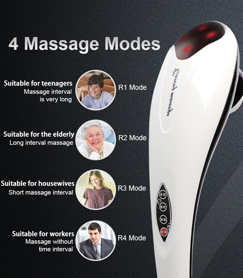 Hammer Massager Neck Massager