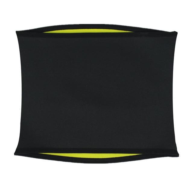 RiauDe Neoprene Sweat Shaper Pants&Belt &Short Sleeve shaperwear Super Stretch control Slimming Pants&T-shirt&Shapers belts Set 5