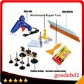 Car PDR Tools Paintless Dent Repair Glue Gun Dent Remove Bridge fix it pro Repaire Pen with Windscreen Windshield Repair Kit