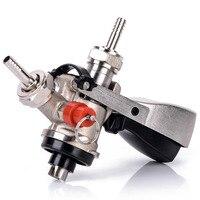 1PCS Stainless Steel S type Keg Coupler Draft Beer Dispenser For Wine Homebrew Barware Tool