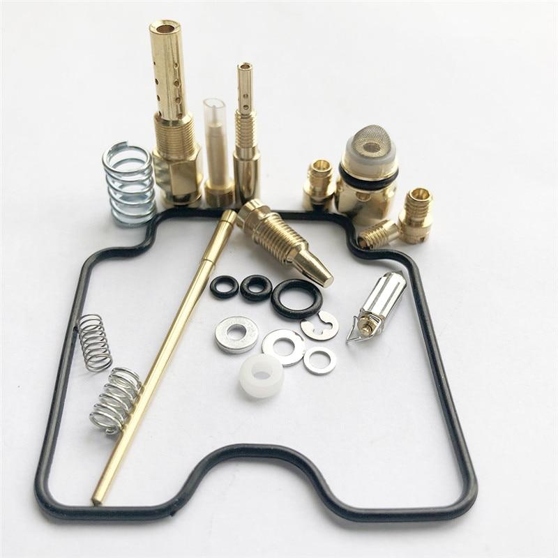 R/éparation Carburateur Carbone Kit de reconstruction pour Suzuki Ltz400 Ltz 400 Z400 2003-2008