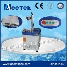 High precision AccTek automatic hand numbering machine, metal tag marking machine
