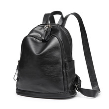 2017 натуральная кожа женские рюкзаки Bolsas Mochila Feminina дорожная сумка старинные рюкзаки для девочек-подростков школьные сумки новый C238