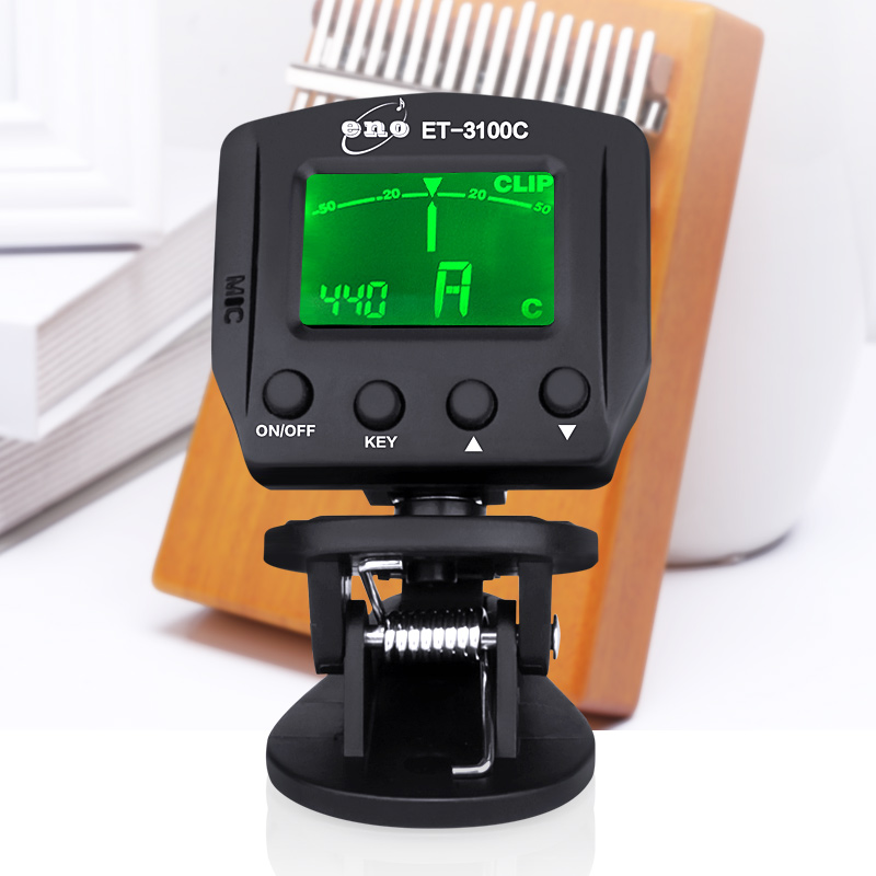Kalimba Thumb Piano Tuner Kalimba Special Tuner Rotatable Digital Black Suitable For Beginners Easy Use Thumb Piano Accessories