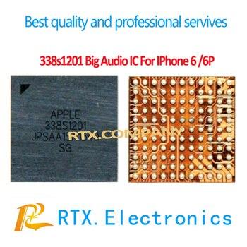1pcs-100pcs 338s1201 For IPhone 5S 5c 6 6Plus 6G 6P U0900 Big Audio Codec IC Audio Control Microphon