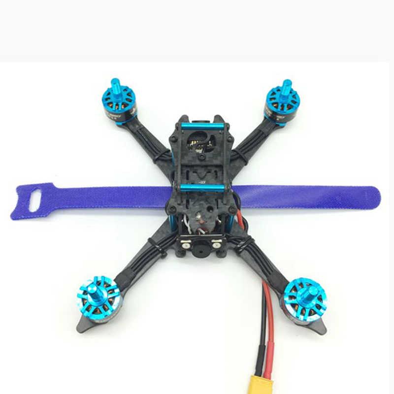 HGLRC XJB-145MM 72CH 5,8G FPV Racing Drone PNP con F4 28A a 2-4S Blheli_S CES/25/ dron de cámara VTX conmutable de 100/250mW