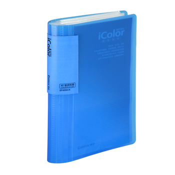 Comix Business Card Folder Business Card Folder  Creative Business Card Folder Large Capacity 360 Multicolored Portability