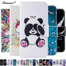 Panda Tree PU Leather Wallet Flip Case For Huawei Mate 20 Pro Mate 10 Lite P30 Pro P20 Lite Fundas Phone Back Cover B116(China)