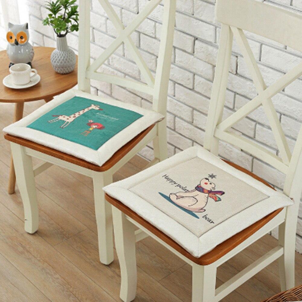 silk chair cushions