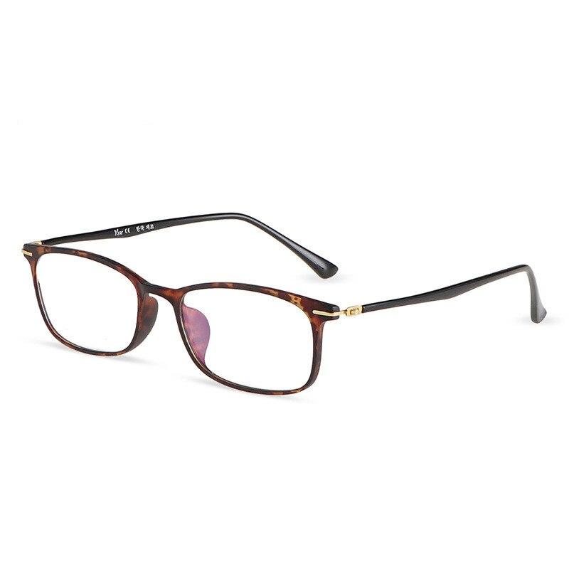 KESMALL Transparent Objektiv Eyewear Frauen Männer Bunte Acetat ...