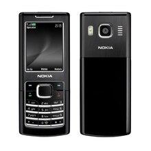 Nokia 6500c мобильный телефон 3g разблокированный 6500 классический телефон Восстановленный