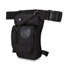 Ride Multifunction Nylon Tactical Bag For The Belt Waist Bananka Men Fanny Pack Walking Mountaineering Leg