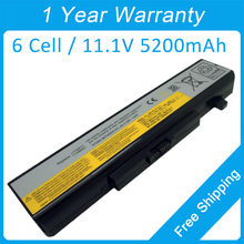 Новый 6-элементный Аккумулятор для ноутбука lenovo IdeaPad Z380 Z485 Y480P Y580N Y485P Y580P L11S6F01 L11S6Y01 L11O6Y01 121500049