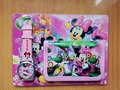1Pcs Wholesale cartoon Cute Minnie wrist watches  wallets purses