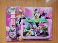 1Pcs Wholesale cartoon Cute Minnie wrist watches  wallets purses