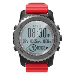 Image 4 - Stepfly S968 wasserdichte Intelligente Uhr Herz Rate Barometer Thermometer Bluetooth GPS sport Smartwatch für Android IOS