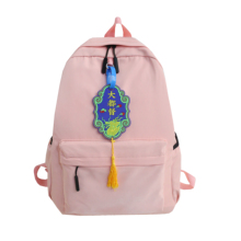 Chinese Style Backpack Water Proof Nylon School Bag for Teenage Girls Large Capacity High Quality Leisure Or Travel Bag Women цена 2017