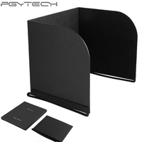 PGYTECH Universal 9 7 Inch Portable Lightweight Comfortable Touching PU Silicone Material Monitor Hood For Mavic