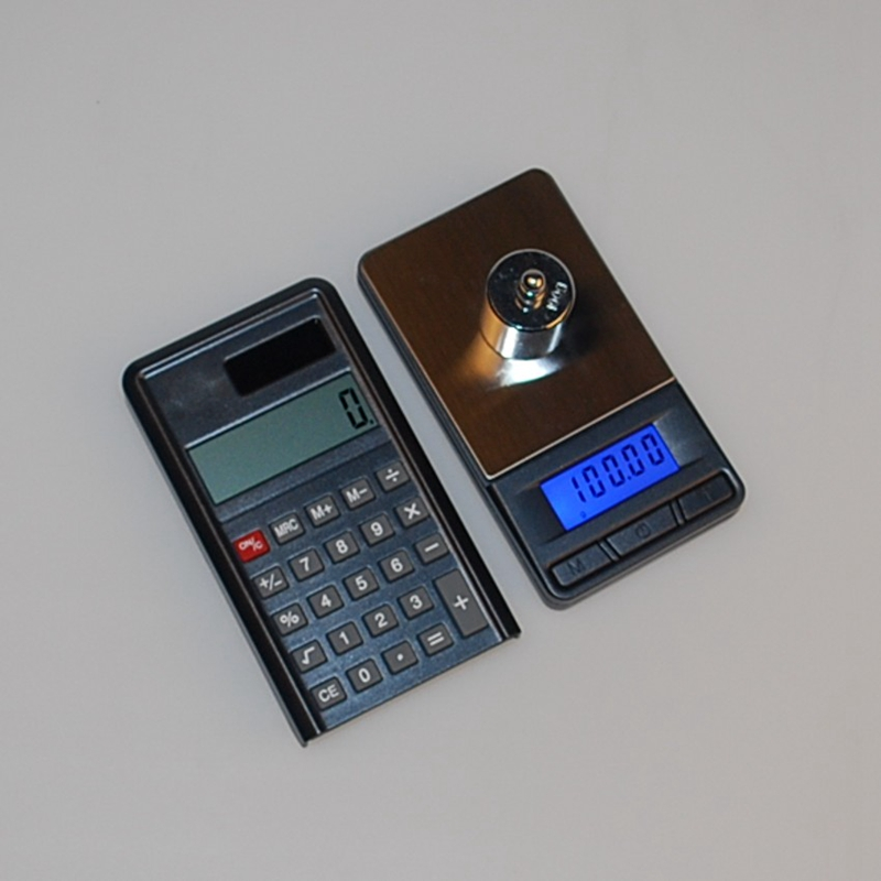 Portable Pocket Electronic Scales Jewellery Gold Weighing Mini Digital Scale USB
