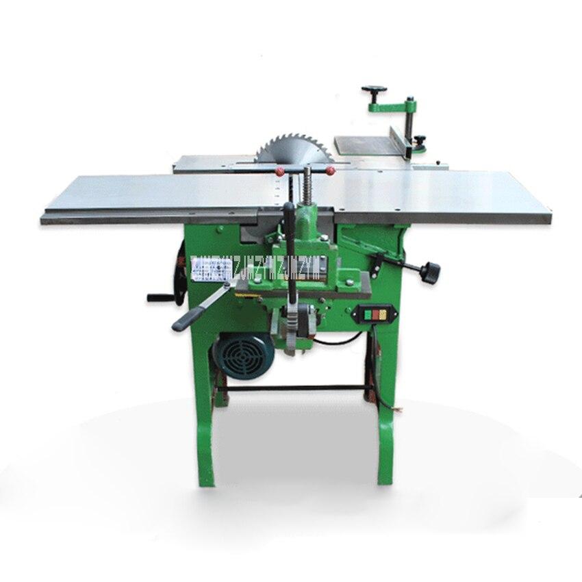 Molinillo de herramientas multiusos ML393/motosierra/cepilladora de madera eléctrica, maquinaria de carpintería de escritorio, 220 V/380 V 2.2KW 6,5 m/min - 2