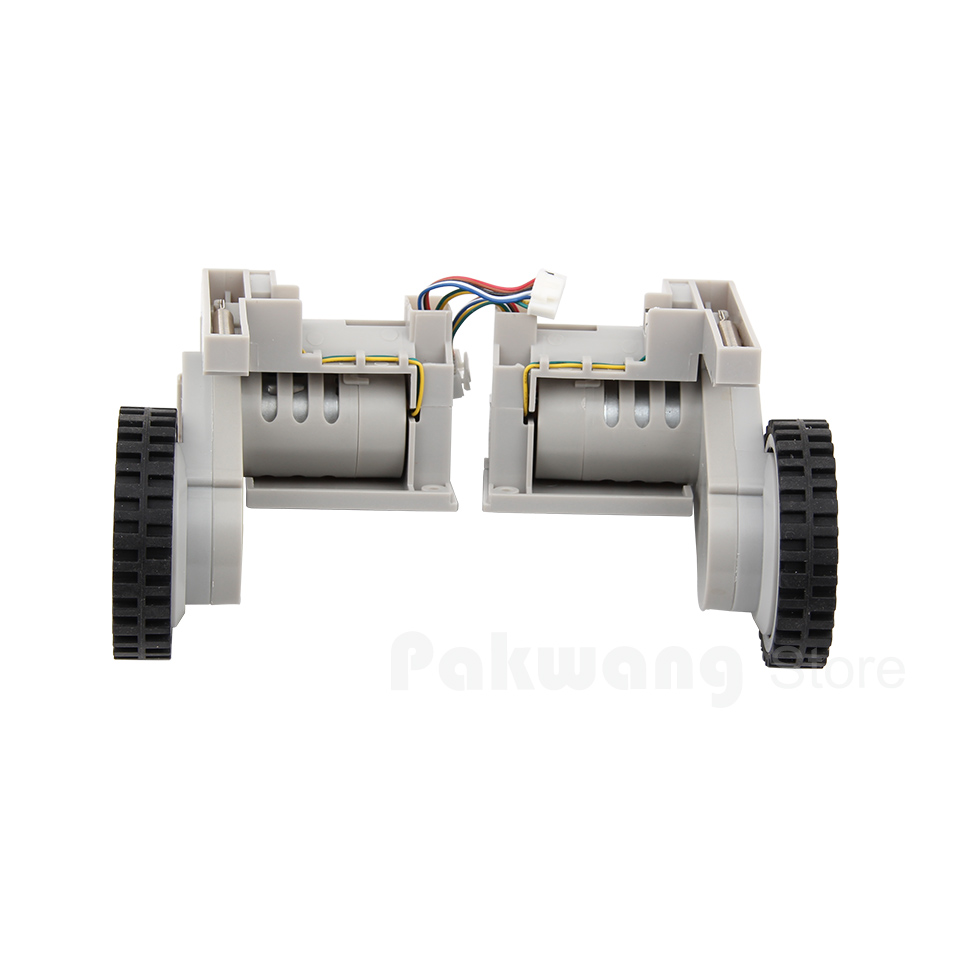 XR510 Robot Vacuum Cleaner Spare Parts : Right Wheel And Left Wheel a320 left wheel robot vacuum cleaner spare parts