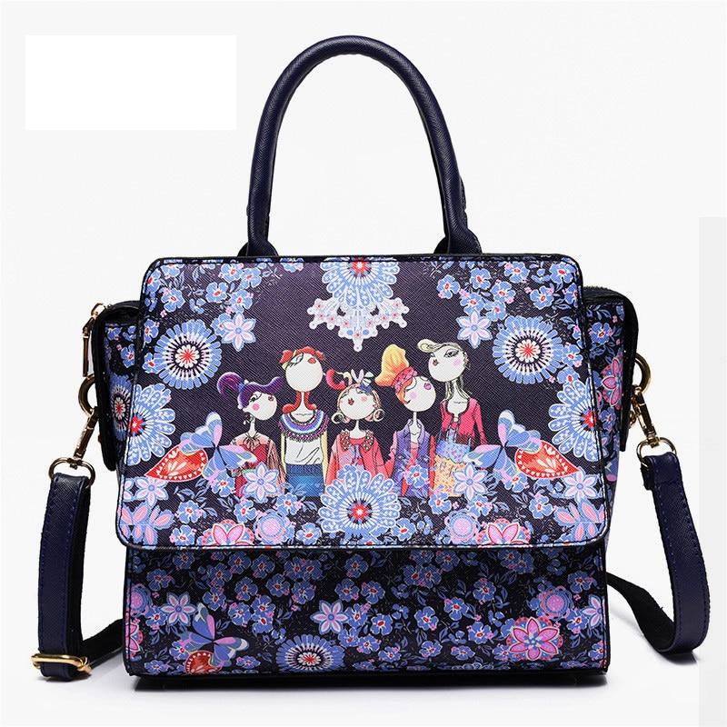 Bild av New fashion women desiguers bag handbag women Messenger Bags Crossbody Bag 2018 Fashion Shoulder Bag sac a main femme bolsos