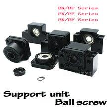 BK10 BF10 BK12 BF12 BK15 BF15 FK10 FF10 FK12 FF12 FK15 FF15 EK10 EF10 EK12 EF12 опорный блок для шарикового винта SFU1605 SFU1204